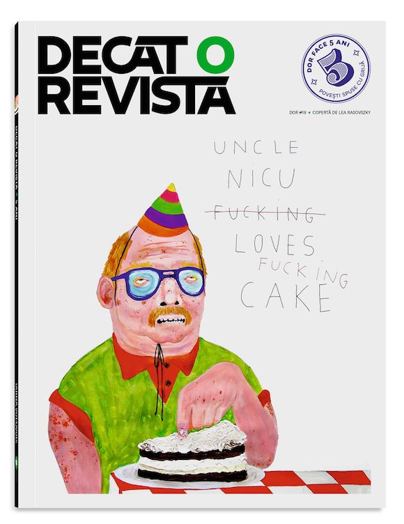 Coperta 18 Rasovszky