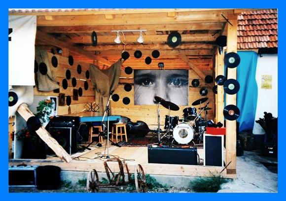 Gărâna Jazz Festival în 1997, prima ediție