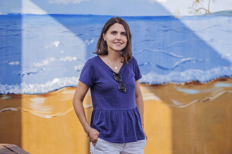 portret Cristina ghiță