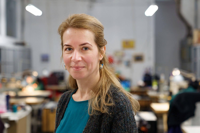 Raluca Ouriaghli, coordonator dezvoltare și advocay Ateliere Fără Frontiere.